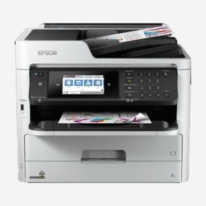 Stampante Epson Mfc Ink Workforce Pro Wf-c5710dwf C11cg03401 4in1 A4 34ppm