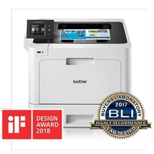 Stampante Brother Laser Color Hl-l8360cdw A4 31ppm 512mb Lcd F/r Usb Lan Wifi Nfc Fino:31/07