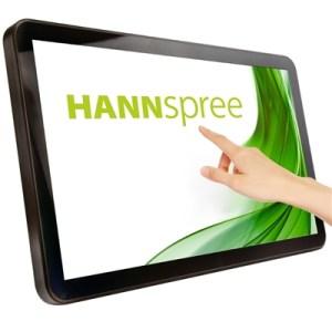 "Monitor Open Frame M-touch Hannspree Lcd Led 55"" Wide Ho550htb 8ms Fhd 1920x1080 5000:1 Black Vga Hdmi Usb Vesa"
