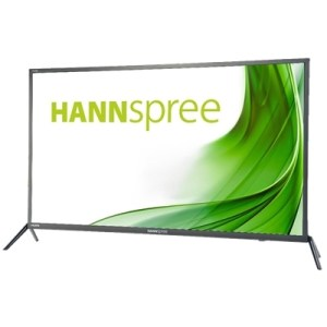 "Monitor Hannspree Lcd Ips Led 31.5"" Wide Hl326upb 8ms Mm Fhd 1200:1 Black 2xhdmi Usb Ubs-mediaplayer Vesa  Fino:06/07"