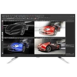 "Monitor Philips Lcd Ips Led 43"" Wide Bdm4350uc/00 4k 5ms Mm Uhd 1200:1 Black Vga Hdmi 2xdp 2xmhl 4xusb Vesa  Fino:06/07"