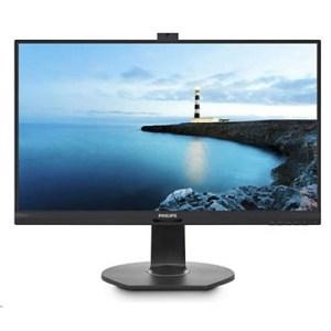 """Monitor Philips Lcd Ips Led 27"""" Wide 272b7qptkeb/00 5ms Softblue Mm Qhd 1000:1 Black Pivot Vga Hdmi Dp 3xusb3.0 Vesa Fino:06/07"""