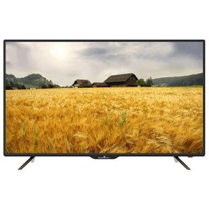 "Tv Led Smart-tech 43"" Wide Le4318ts Dvb-t2/s2 Fhd 1920x1080 Black Ci Slot Hm 3xhdmi Vga Usb Vesa"