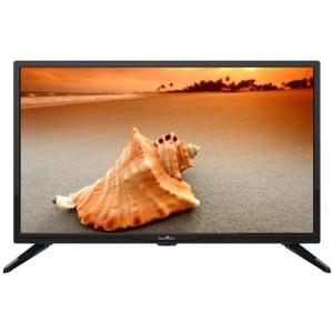 "Tv Led Smart-tech 24"" Wide Le24z1ts Dvb-t2/s2 Hd 1366x768 Black Ci Slot Hm Hdmi Vga Usb Vesa"