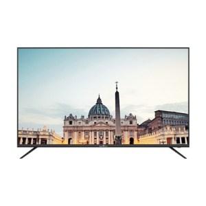 "Tv Led Smart-tech 55"" Wide Smt55f30uv2m1b1 Smart-tv Linux Dvb-t2/s2 4k Uhd 3840x2160 Black Ci Slot Hm 3xhdmi 2xusb Vesa"