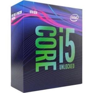 Cpu Intel I5-9600k 3.7g (4.6g Turbo) 6core Bx80684i59600k 9mb Lga1151 95w 14nm Uhd Graph. 630 Senza Dissipatore Garanzia 3 Anni
