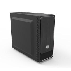 Cabinet Atx Middle Tower Cooler Master Mcb-e500l-kn5n-s02 Masterbox E500l Silver Atx 1x 5.25 2x3.5 2x2.5 2xusb3.0 Noalim