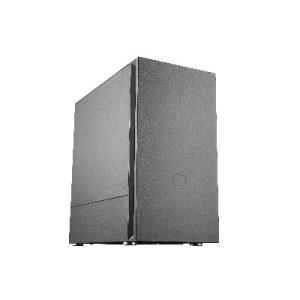 Cabinet Atx Mini Tower Cooler Master Mcs-s400-kn5n-s00 Silencio S400 4slot 1x5.25 4x3.5 4x2.5 2xusb3.0 No Alim