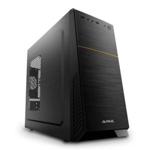 """Cabinet Atx Midi Tower Atlantis Wl01-c171 Mod.aria C171 Nero 1x5.25 Est. 3(4)x3.5"""""""