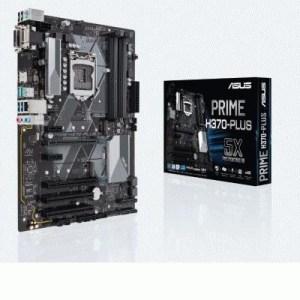 Mb Asus Prime-h370-plus H370 1151 4xddr4dc-2666 Vga Dsub Dvi Hdmi 1xpcie3.0x16 6xsata3r M.2 Gblan 6xusb3.0 Atx 90mb0wa0-m0eay0