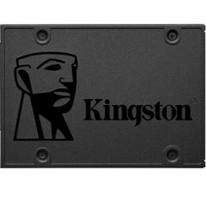 """Ssd-solid State Disk 2.5""""  480gb Sata3 Kingston Sa400s37/480g Read:550mb/s-write:450mb/s"""