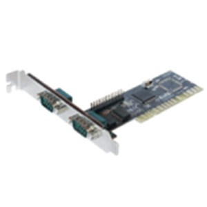 Scheda Interfaccia Pci Combo >2p Seriali Rs232 + 1p Parallela Atlantis P007-cp2s1pl - Ean 8026974013237 -garanzia 2 Anni-