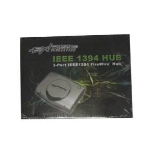 Hub Firewire 3 Porte Extreme