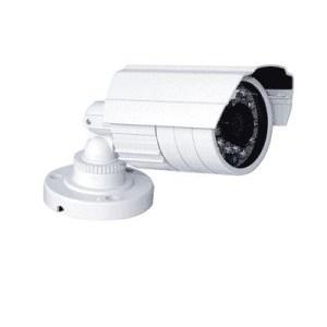 Videocamera Eminent Em6027 Indoor/outdoor High Resolution Bianca Infrarossi