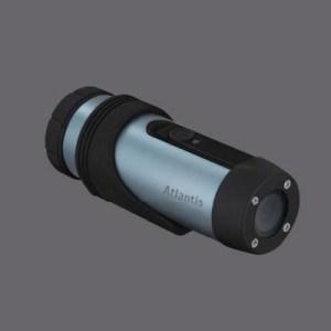 Videocamera Action Cam Tube Atlantis A12-tc31 - Angolo Vis.130° Reg.full Hd Fino 1080p-23fps (subaquea 10mt) Ean: 8026974017358