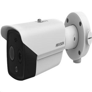 Videocamera Ip Termometrica Hikvision Ds-2td2617b-6/pa Bullet -risol.2688x1520 25fps Ott.fissa 8mm-risol.term.160x120 6mm