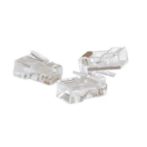 Connettore Rj-45 Maschio Utp Cat.5e Lindy 62404 - Conf. 10pcs - Ean: 4002888624046