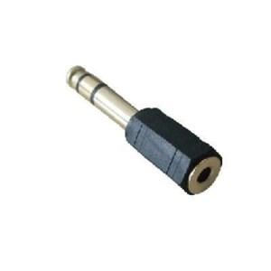 Adattatore Audio Jack 3.5/6.5mm F/m  Nilox 07nxaa0000201