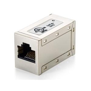 Adattatore Passante Rj-45 Metallico Equip 221169 Schermato Cat6a - Ean: 4015867164037