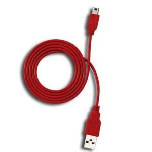 Sos Power Tecnoware Fcm16298 Cavo X Mini Usb/b --> Usb/a X Phone/navig./foto/video/mp3 100cm X Carica/dati