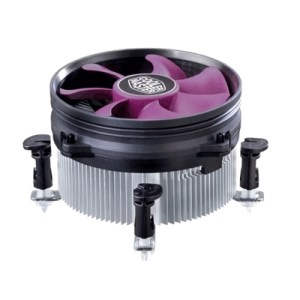 Ventola X Cpu Cooler Master Rr-x117-18fp-r1 Xdream-i117 Intellga 1156/1155/1151/1150/775 92x20mm 19dba 1800rpm 3pin