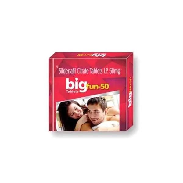Bigfun 50 Mg Tablet
