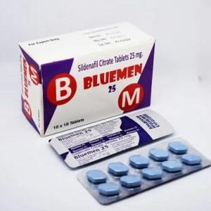 Bluemen (Sildenafil Citrate)