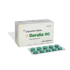 Duratia 90mg (Dapoxetine)