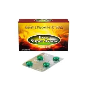 Extra Super Avana (Avanafil / Dapoxetine)