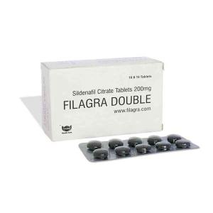 Filagra Double 200mg (Sildenafil Citrate)