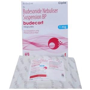 Budecort Respules 1mg Budesonide