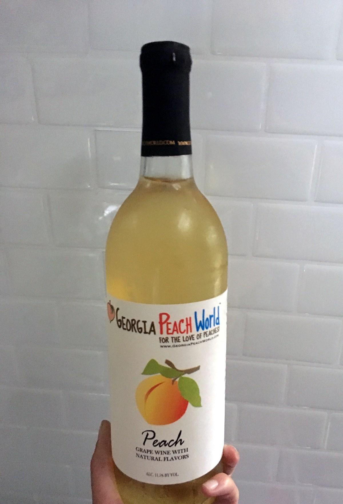 Generic Van Life - Georgia Peach Wine