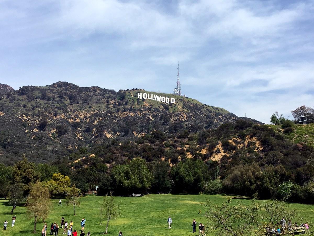 Generic Van Life - Southern California Hollywood