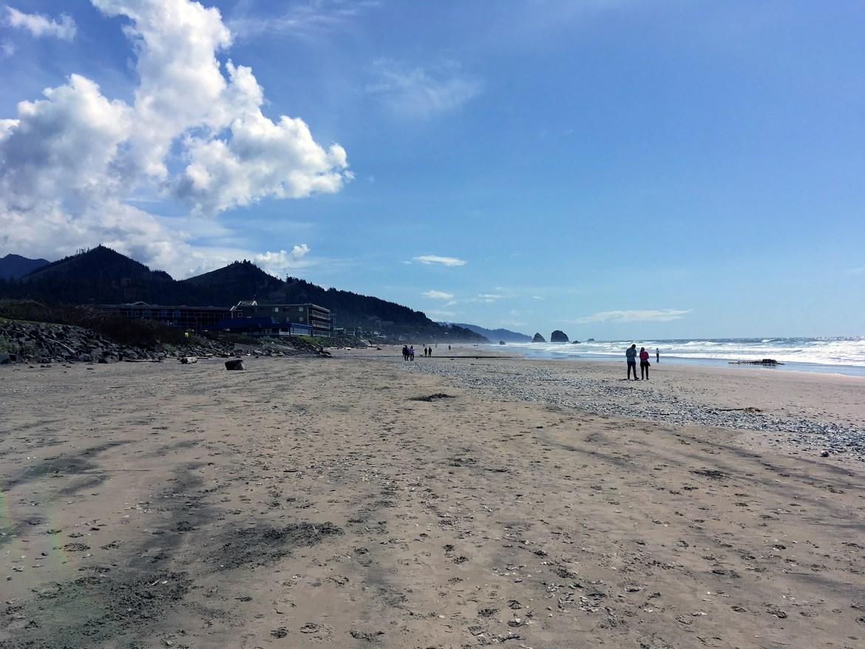 Generic Van Life - Oregon Cannon Beach