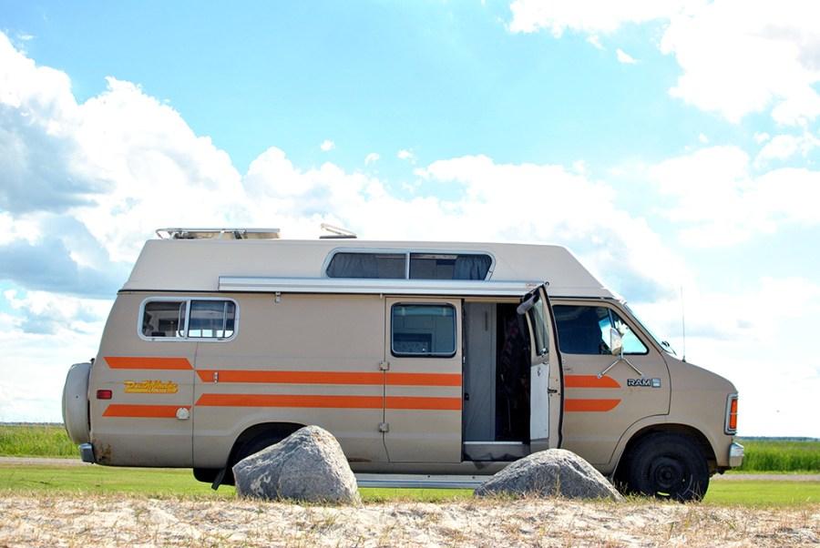 Generic Van Life - Should I Live in a Van?