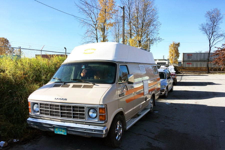 Generic Van Life - Vanlife in the City Sucks - Commercial Drive