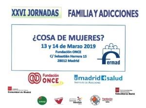 FERMAD Familia y Adicciones Mujeres