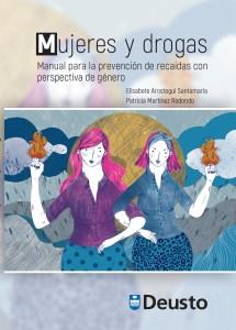 mujeres drogas prevención de recaídas género