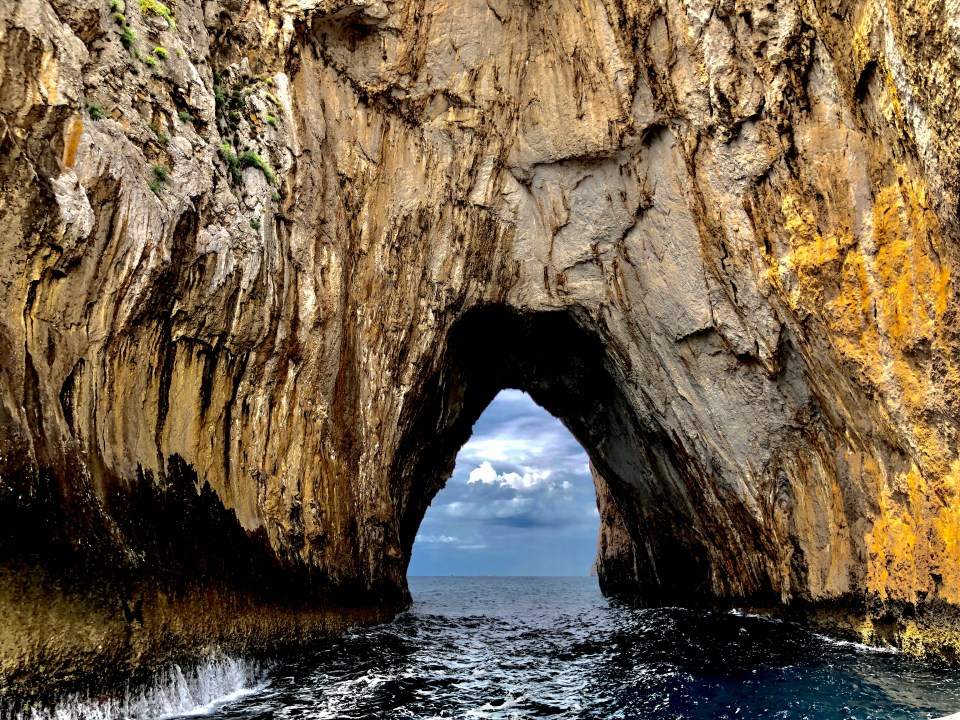 The Greeks believed Capri to be the end of the earth.