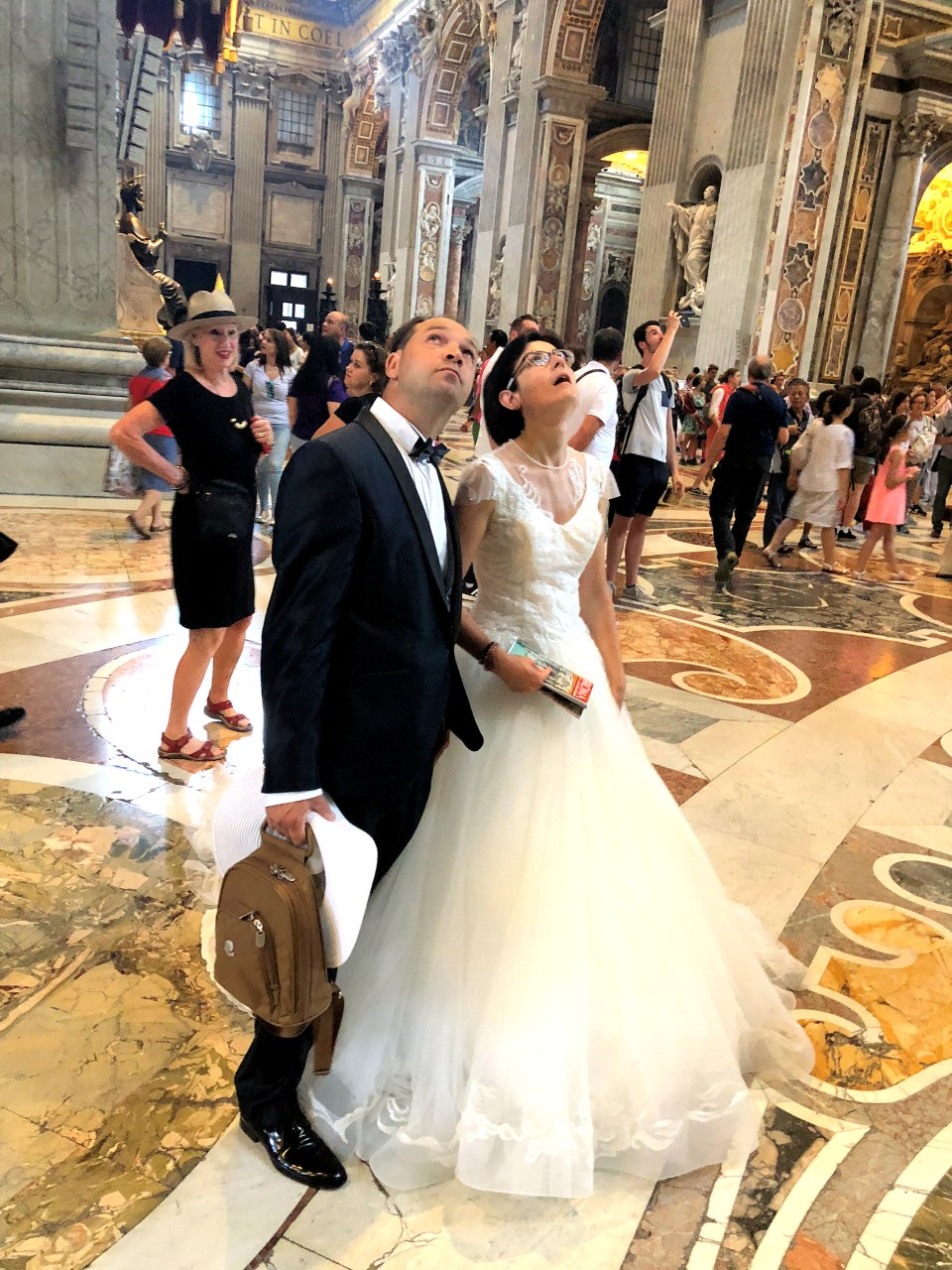Married in the Vatican