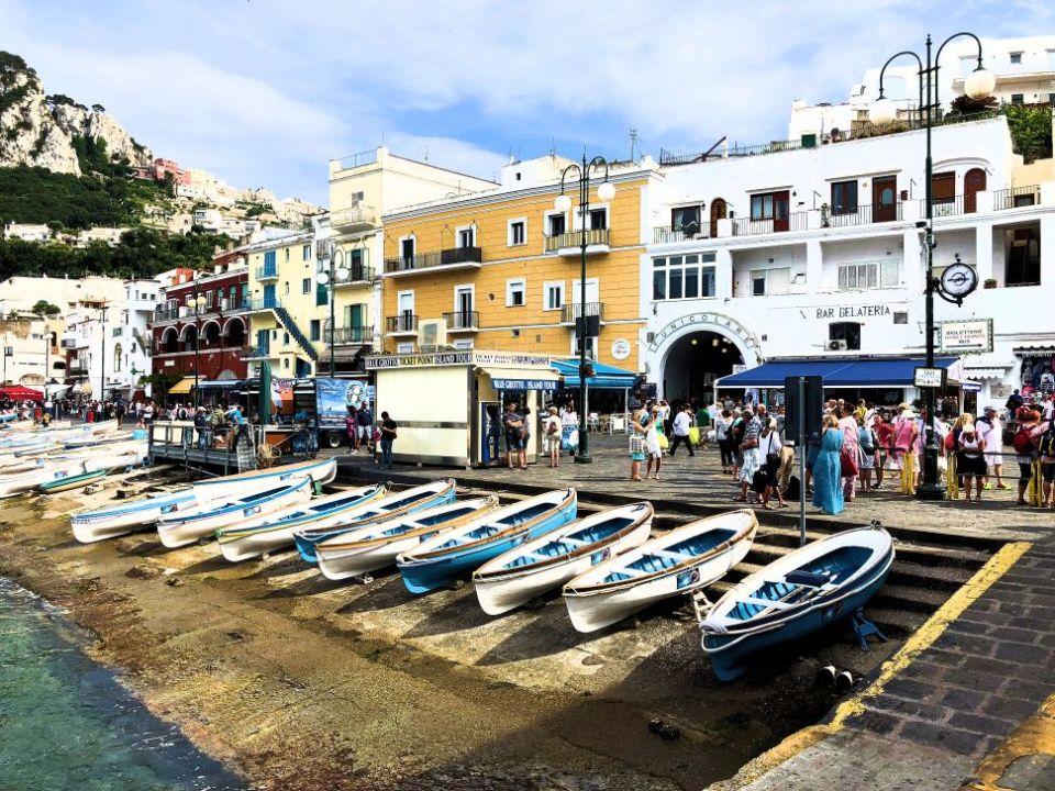 Capri, Italy. 2018. Copyright: AMM, LLC.