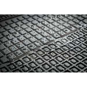 Coppia tappeti su misura in Eco Gomma per camion – Iveco S-Way (10/19>)