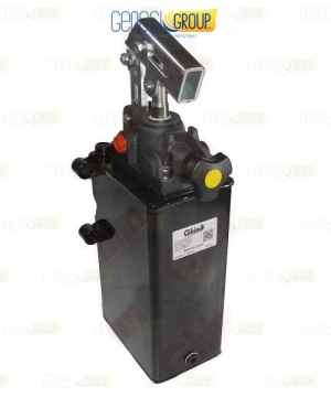 Pompa a mano in ghisa serie GH-HPR 25 TANK S03ST