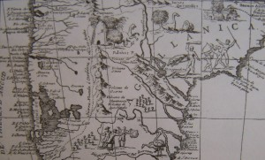 Pategonia Map