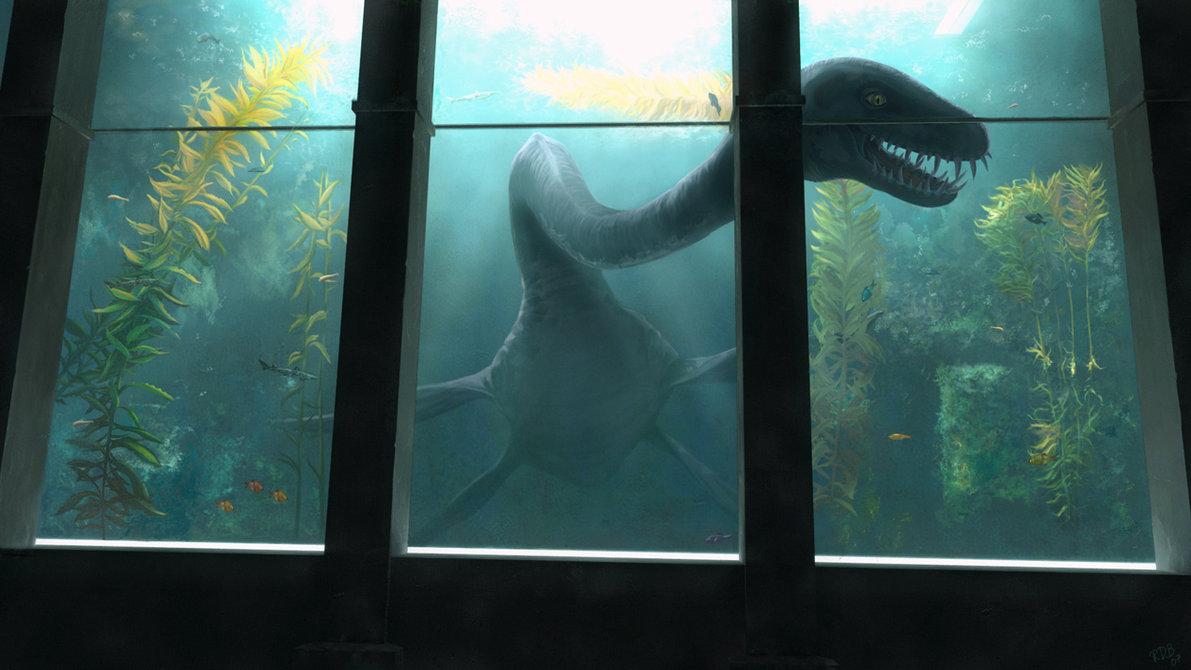 Monsters Dvd Sea 2013
