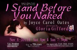 I Stand Before You Naked Genevieve Joy