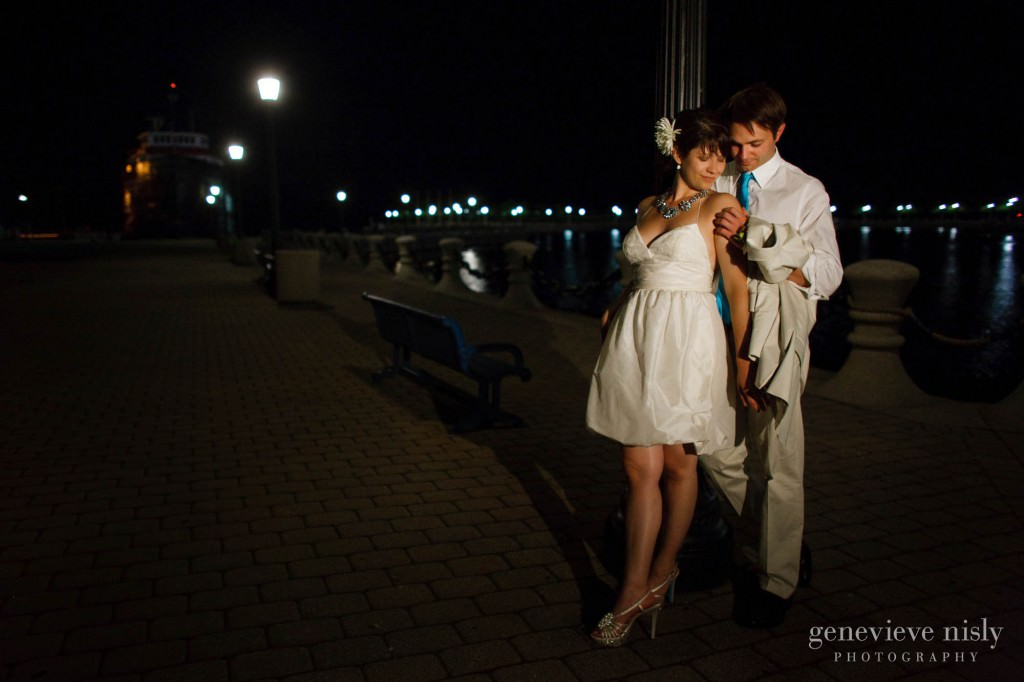 Cleveland, Copyright Genevieve Nisly Photography, Great Lakes Science Center, Ohio, Summer, Wedding