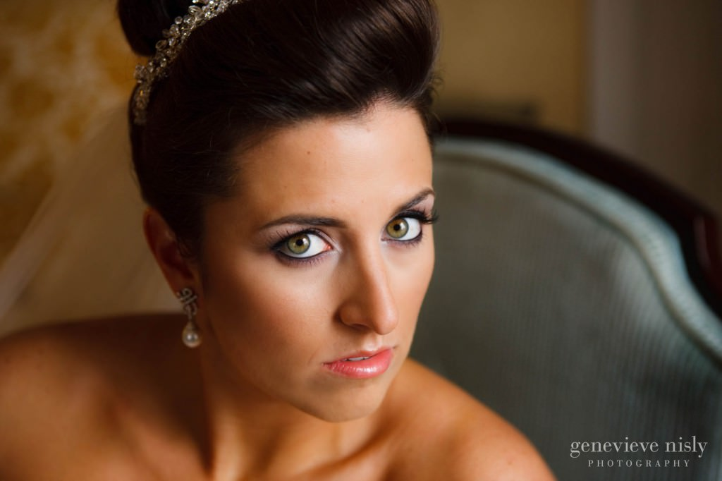 Cleveland, Copyright Genevieve Nisly Photography, Ohio, Renaissance Hotel, Spring, Wedding