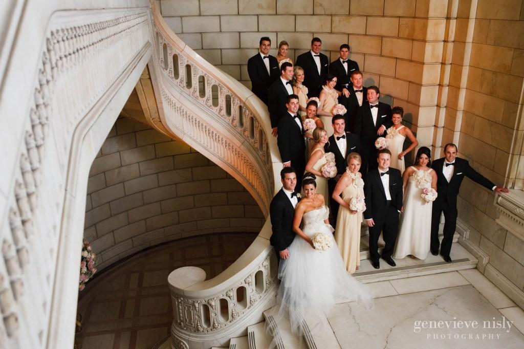 Cleveland, Copyright Genevieve Nisly Photography, Ohio, Old Courthouse, Spring, Wedding