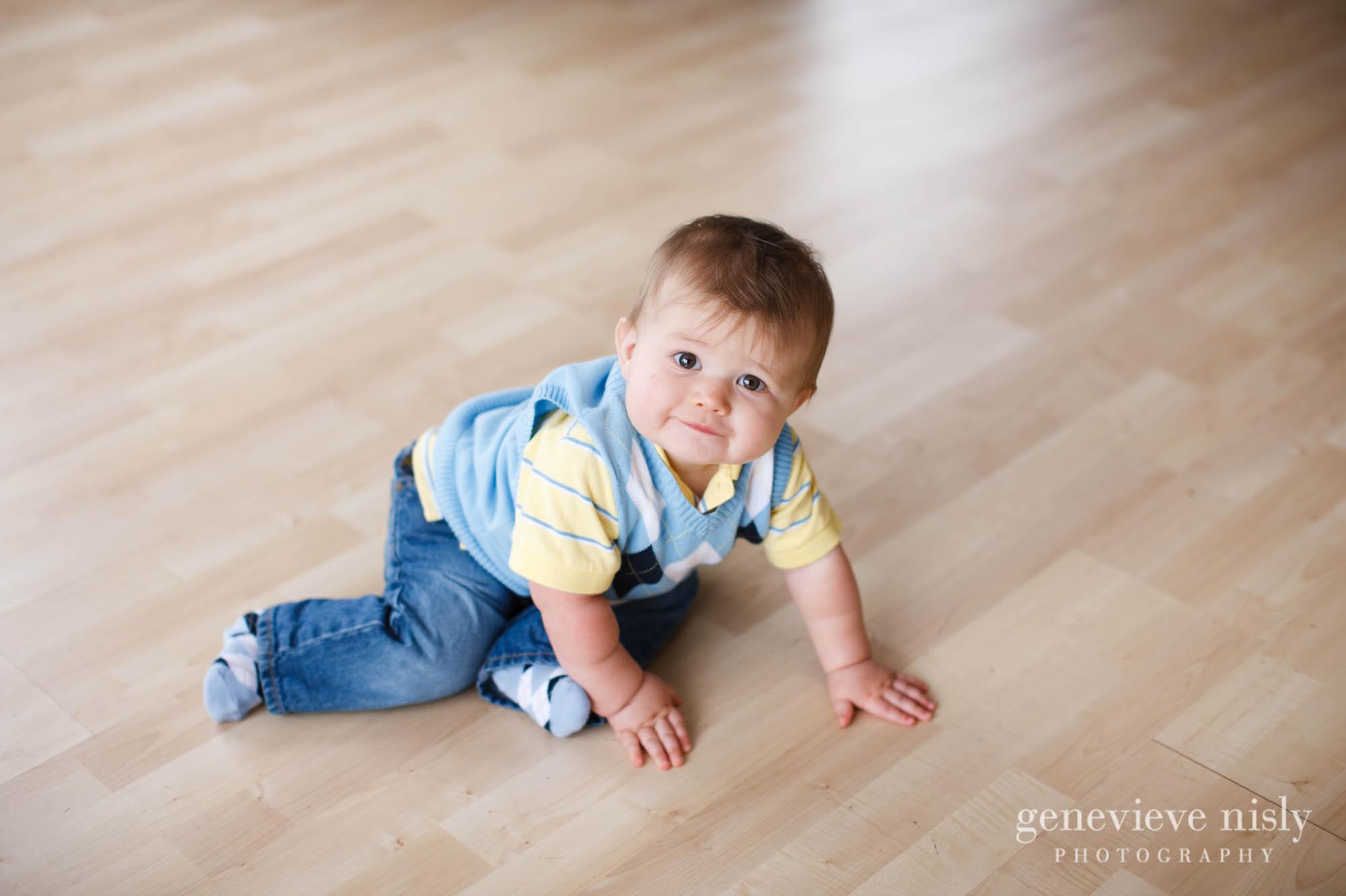 Akron, Baby, Copyright Genevieve Nisly Photography, Ohio, Portraits, Summer